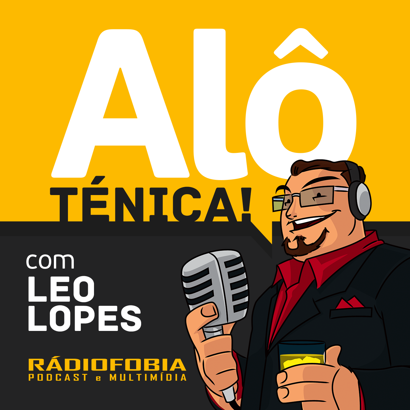 Tenica alô ténica! | podcatcher deluxe - your podcast app for android