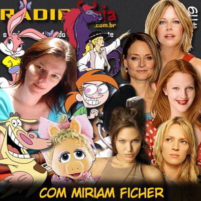 RADIOFOBIA 119 - com Miriam Ficher