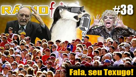 RADIOFOBIA 38 – Fala, seu Texugo!