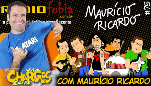 RADIOFOBIA 75 – com Maurício Ricardo