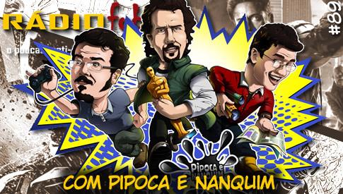 RADIOFOBIA 89 – com Pipoca e Nanquim