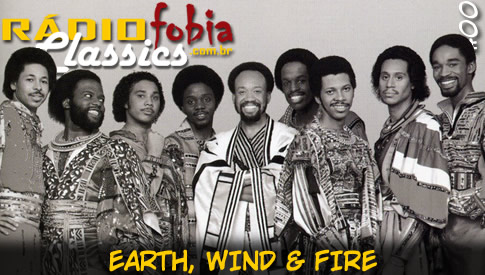 RÁDIOFOBIA Classics #00 – Piloto – Earth, Wind & Fire