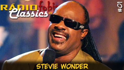 RÁDIOFOBIA Classics #01 – Stevie Wonder