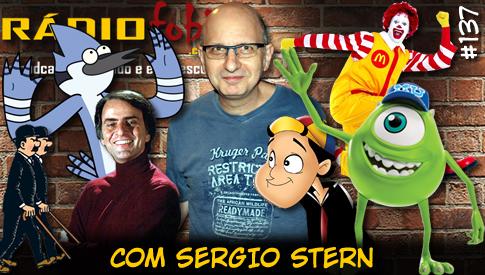 RADIOFOBIA 137 – com Sergio Stern
