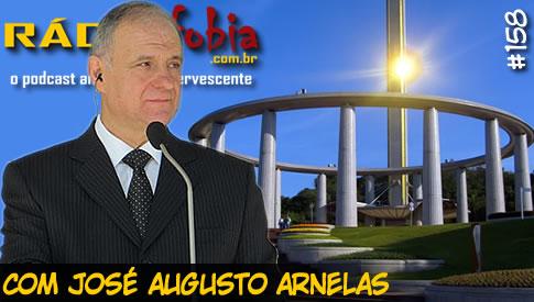 RADIOFOBIA 158 – com José Augusto Arnelas