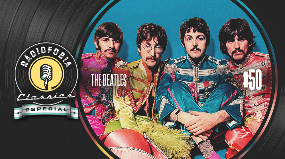 RÁDIOFOBIA Classics #50 – ESPECIAL – The Beatles