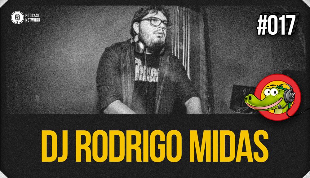Jacaré BANcast #017 – Dj Rodrigo Midas