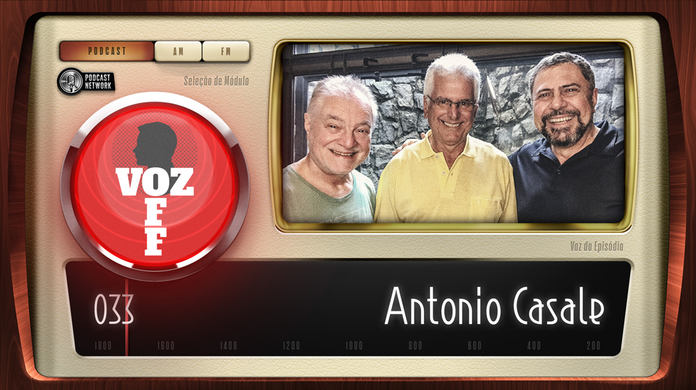 VOZ OFF 033 – Antonio Casale