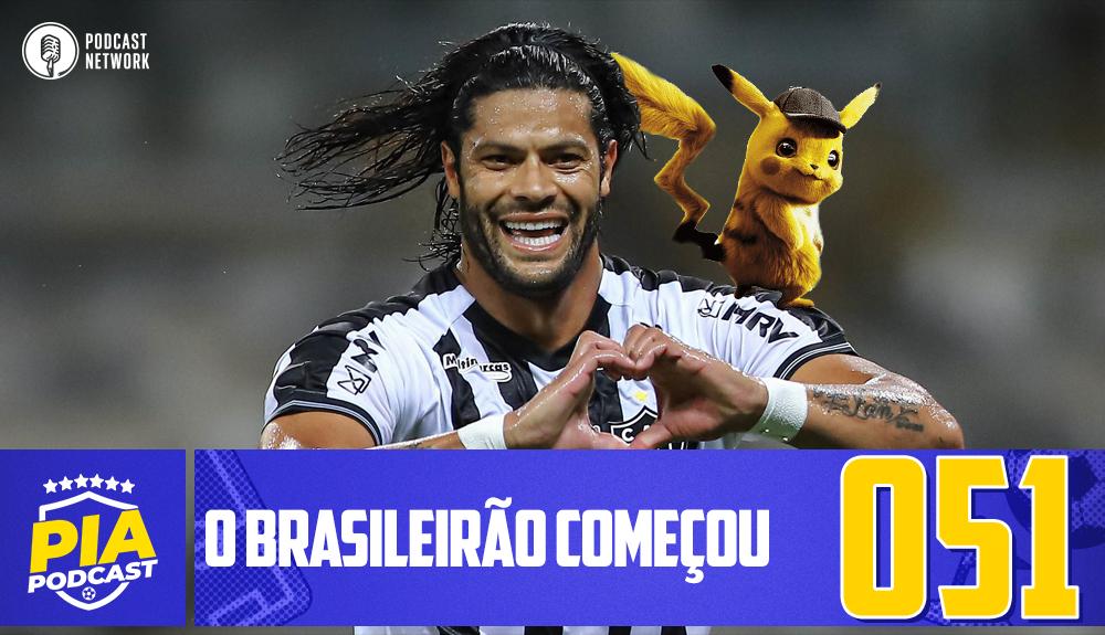 Pod Isso, Arnaldo? #051 – O Brasileirão começou