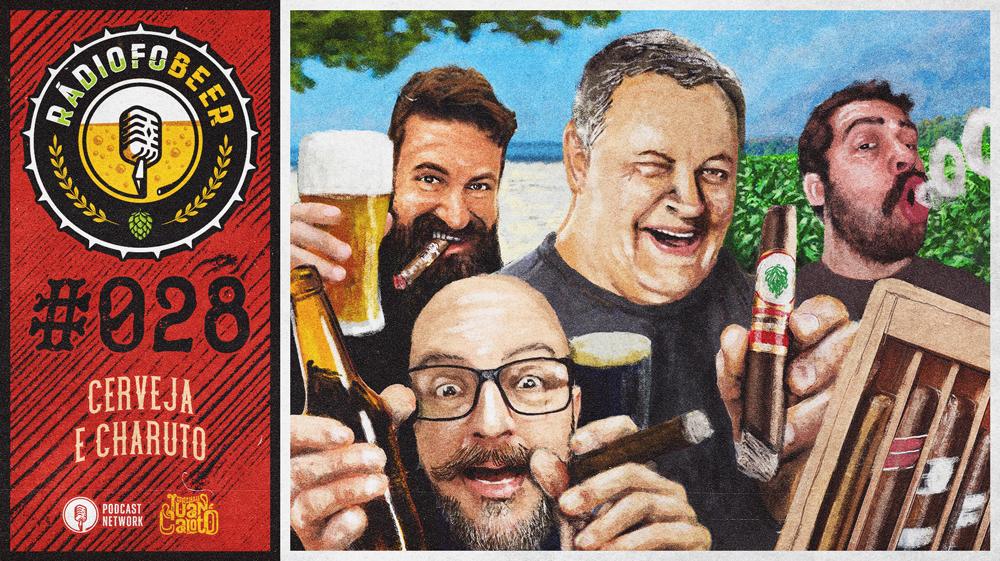 RádiofoBeer #028 – Cerveja e charuto
