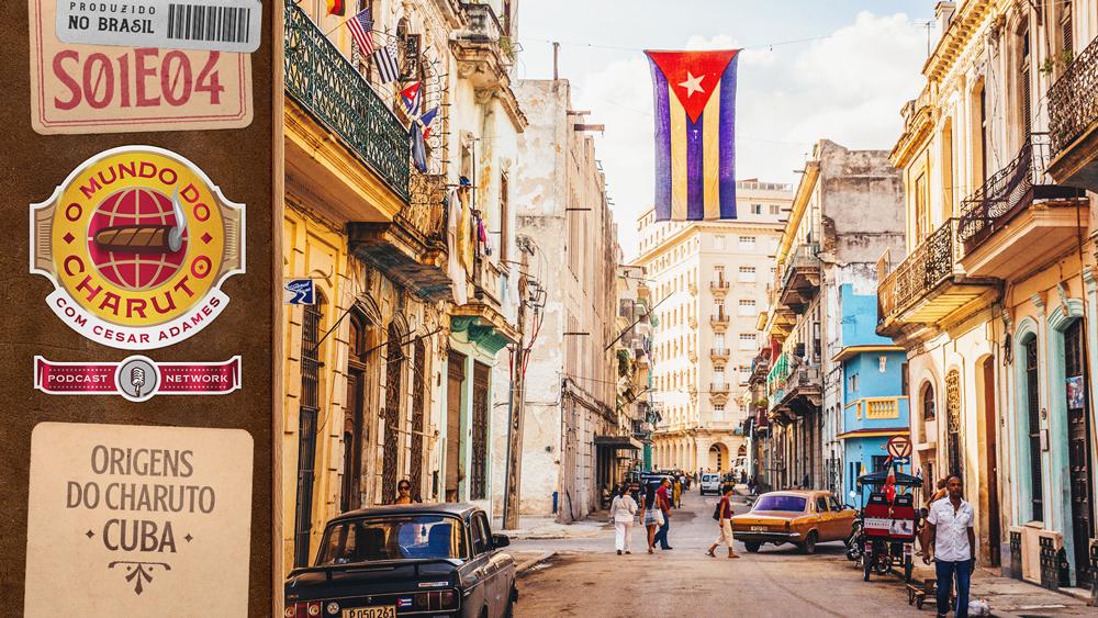 O Mundo do Charuto S01E04 – Origens do charuto – CUBA