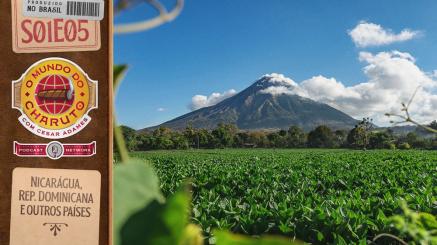 O Mundo do Charuto S01E05 – Nicarágua, Rep. Dominicana e outros países