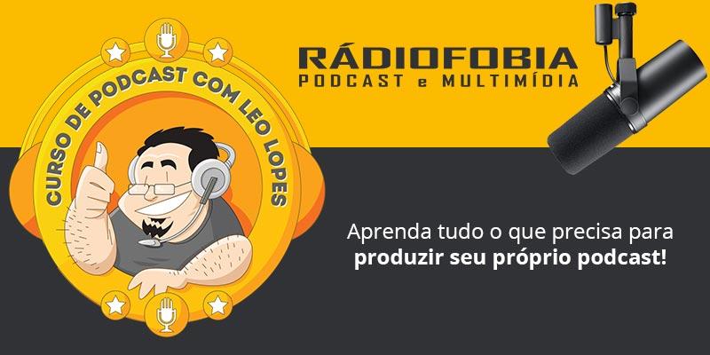Curso de Podcast
